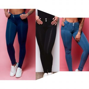 Clothing - Curvify Jeans